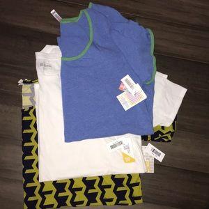 Bundle of 3 LulaRoe Tops